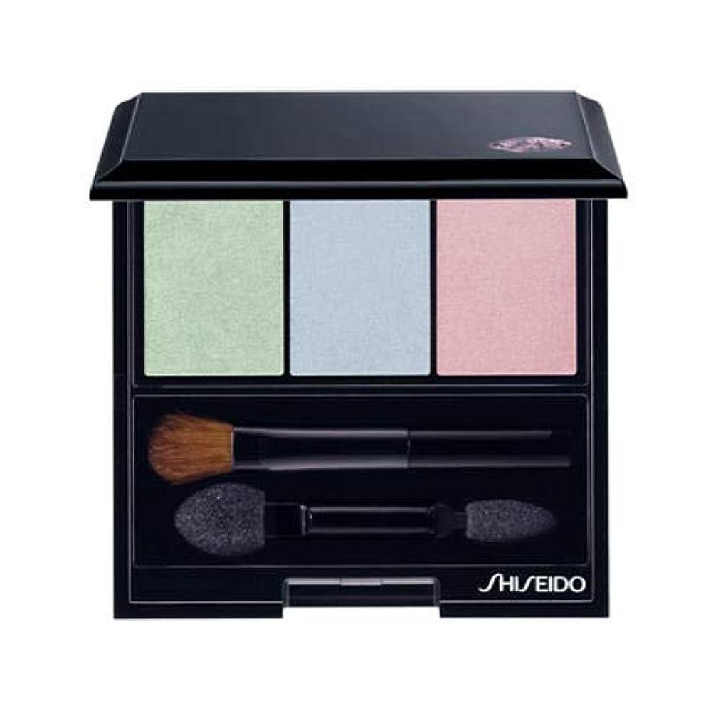 数字と闘う突然の資生堂 ルミナイジング サテン アイカラー トリオ BL215(Shiseido Luminizing Satin Eye Color Trio BL215) [並行輸入品]