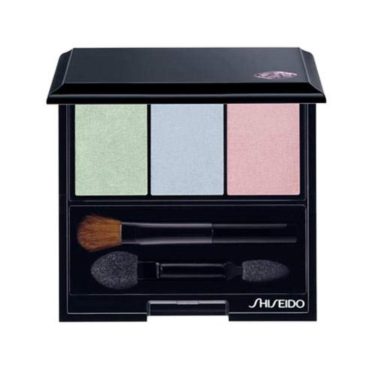 多様なステージ倒錯資生堂 ルミナイジング サテン アイカラー トリオ BL215(Shiseido Luminizing Satin Eye Color Trio BL215) [並行輸入品]