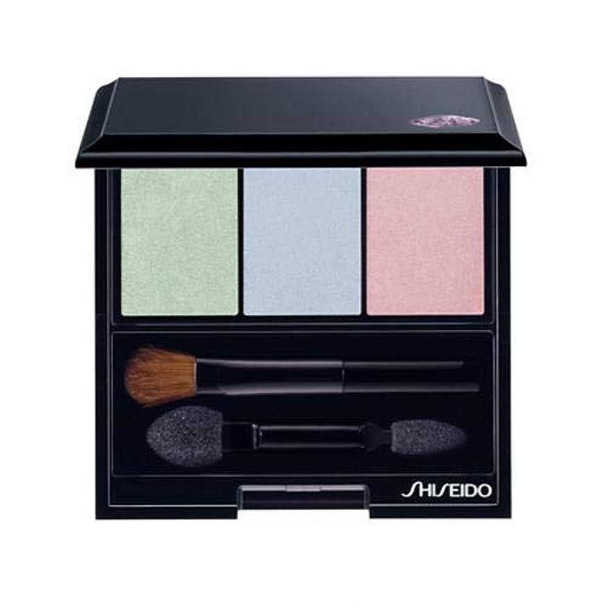 ヒゲ細断ダーベビルのテス資生堂 ルミナイジング サテン アイカラー トリオ BL215(Shiseido Luminizing Satin Eye Color Trio BL215) [並行輸入品]