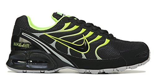 Nike Air Max Torch 4 Men's Running Shoe Black/Volt-atmosphere Grey, Size 8 US