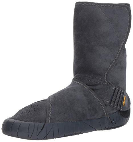 Vibram FiveFingers Unisex-Erwachsene Mid-Boot Eastern Traveler Klassische Stiefel, Grau (Grey Grey), 42/43 EU
