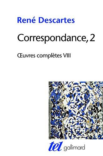 Correspondance, 2