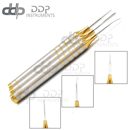 DDP Dental Flex Periotome Extraction Screw kit Periodontal Implant 3 Pcs DN-2148