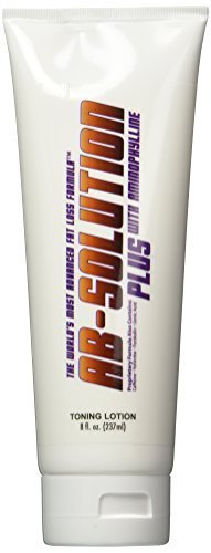 Ab-solution Plus, Vyotech, Topical Ab Solution Fat Loss Formula 8oz (3 Pack) by Vyotech