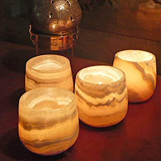Best alabaster candle holders egypt Reviews