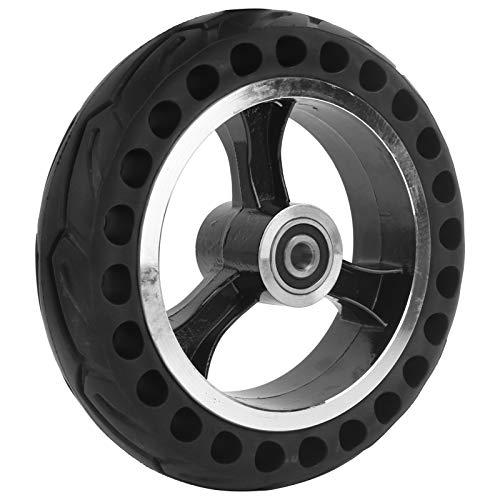 Neumático de Scooter eléctrico, neumático de Repuesto de 8 Pulgadas Que Absorbe los Golpes con un Cubo de 8 Pulgadas para días de Nieve en días lluviosos