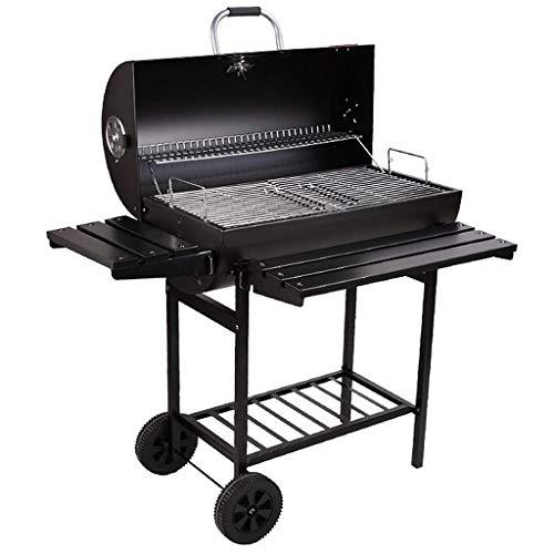 Easy Barbecues Set Barbacoa de carbón Horno doméstico Horno portátil de carbón...