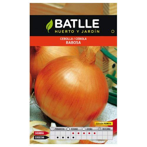 Portal Cool Batlle Vegetable Seeds - Cebolla Babosa Sel. Pri