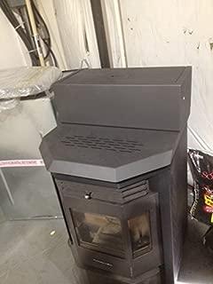 45 lb Hopper Extension for Your HP22 Charcoal Comfortbilt Pellet Stove