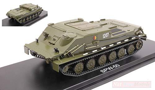 Premium CLASSIXX PCL47101 Panzer SPW-50 NVA 1:43 MODELLINO DIE CAST Model
