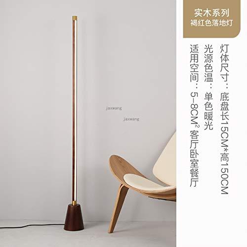 5151BuyWorld staande lamp uit de Verenigde Staten van hoge kwaliteit, voor woonkamer, eetkamer, loft art decoratie, hout, industriële lamp, bar gallery hotel, permanente woonkamer