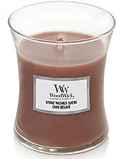 WoodWick timglas doftande ljus med krackande Wick