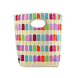 Fluf popsicle lunch bag lunch box for kids lunchbox lunch sack school lunch kids lunch bag insulated