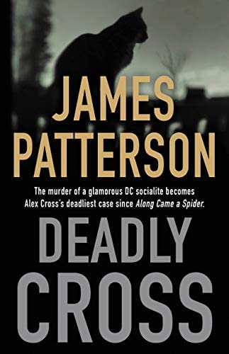 Deadly Cross Alex Cross 28 product image