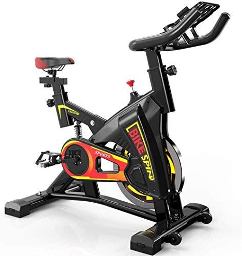 Zixin Indoor Bike con Rullo in Movimento e Staffa orientabile Silenzioso Cyclette Triangolare Sistema di stabilizzazione Non è Facile da Agitare for Office Gym Uptodate