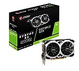 MSI GeForce GTX 1650 D6 VENTUS XS V1 - Scheda grafica 4 GB GDDR6 128 bit 7680 x 4320 pixel PCI Express x 16 3.0