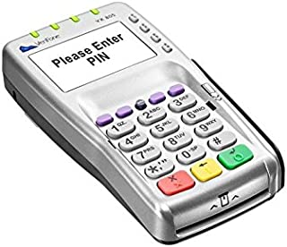 VeriFone Vx 805, 160Mb, PIN Pad with Built-in Card Reader/Smart Card Reader/Contactless Scanner