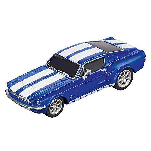 Ford Mustang '67 - Racing Blue