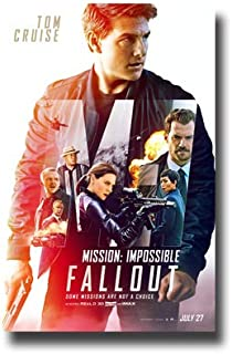 Best fallout poster mission impossible Reviews