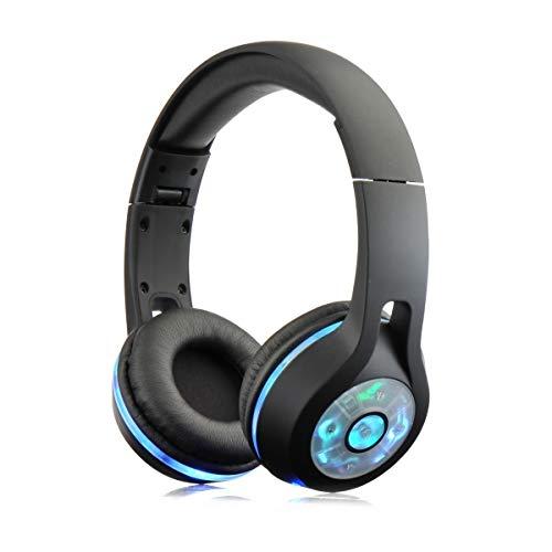 Sluchawki Bluetooth czarne