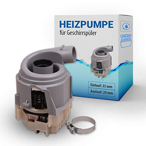 Bomba de calefacción de repuesto para Bosch 12014980 1BS3610-6AA, bomba de desagüe para lavavajillas Bosch, piezas de repuesto y accesorios de lavavajillas