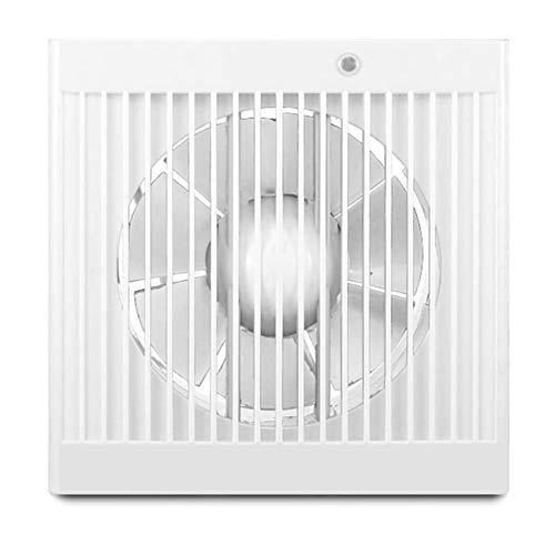 JYJZHX HQSBQISHAN Potente Extractor de baño Extractor de ventilación Ventilador Fuerte para Cocina Inodoro Ventiladores de ventilación Ventiladores de Pared de conductos
