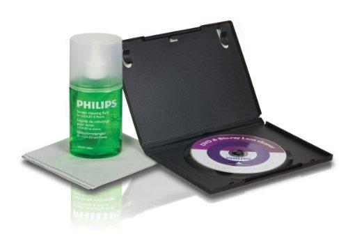 Philips SVC4255G Kit de nettoyage DVD pour TV LCDPlasmaLED