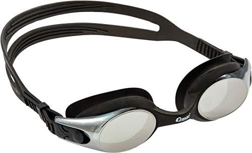 Cressi Nuoto 2.0, black, mirrored lens -  ZDE2202Z