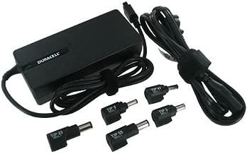 Duracell 90 Watt Universal Computer Charger (DRAC90B)