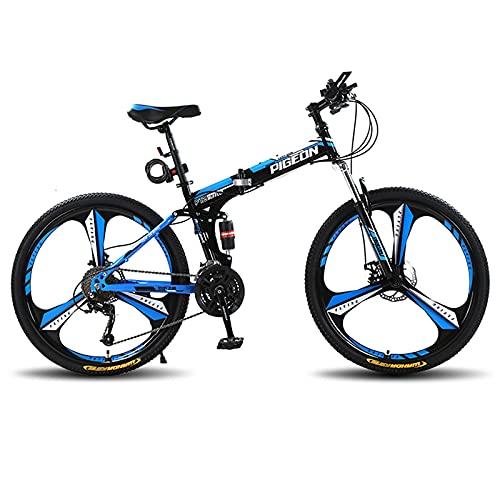 Bicicletas de Montaña Bicicleta De Montaña Con Suspensión Total De 26 Pulgadas,Bicicleta...