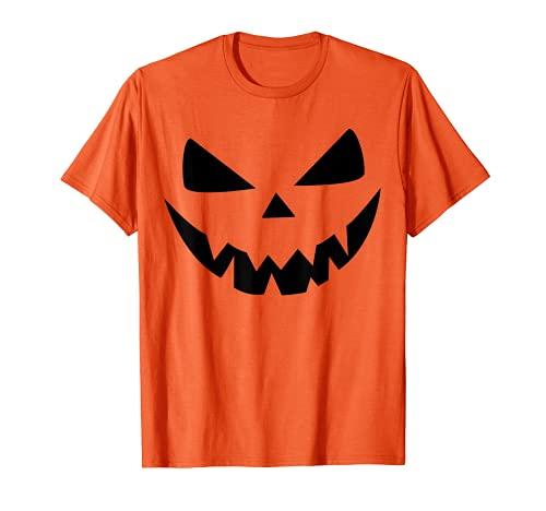 Halloween Kürbis Shirt Verkleidung...
