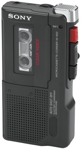 Top Portable Microcassette Recorders
