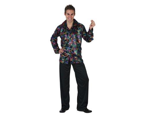 Atosa - 97019 - Costume - Déguisement De Homme Disco Adulte - Taille 3