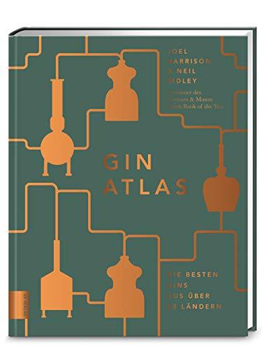 Gin Atlas: Die besten Gins aus über 50 Ländern