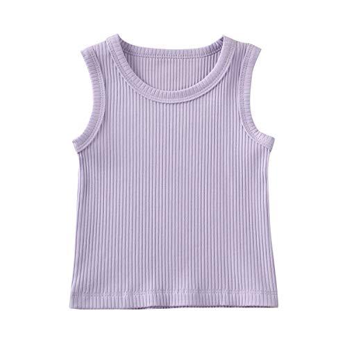 Camisetas sin mangas para Bebé marca Seyurigaoka