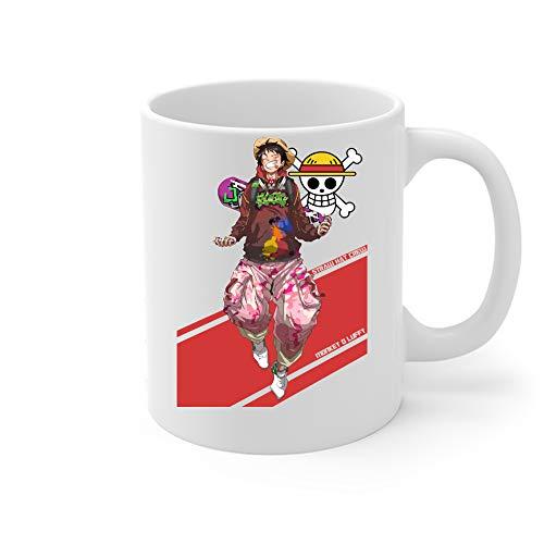 Luffy - Taza de café de una pieza