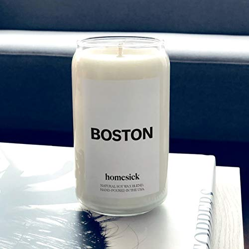 Homesick Scented Candle, Boston
