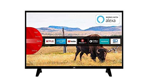 JVC LT-32VHQ390I HDMI TV LED 32 HD-Ready Smart TV