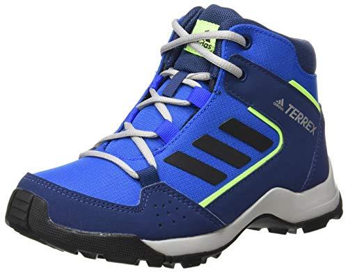adidas Terrex Hyperhiker K, Chaussures de Sport Mixte Enfant - Bleu (Azuglo/Negbás/Versen) - 36 EU