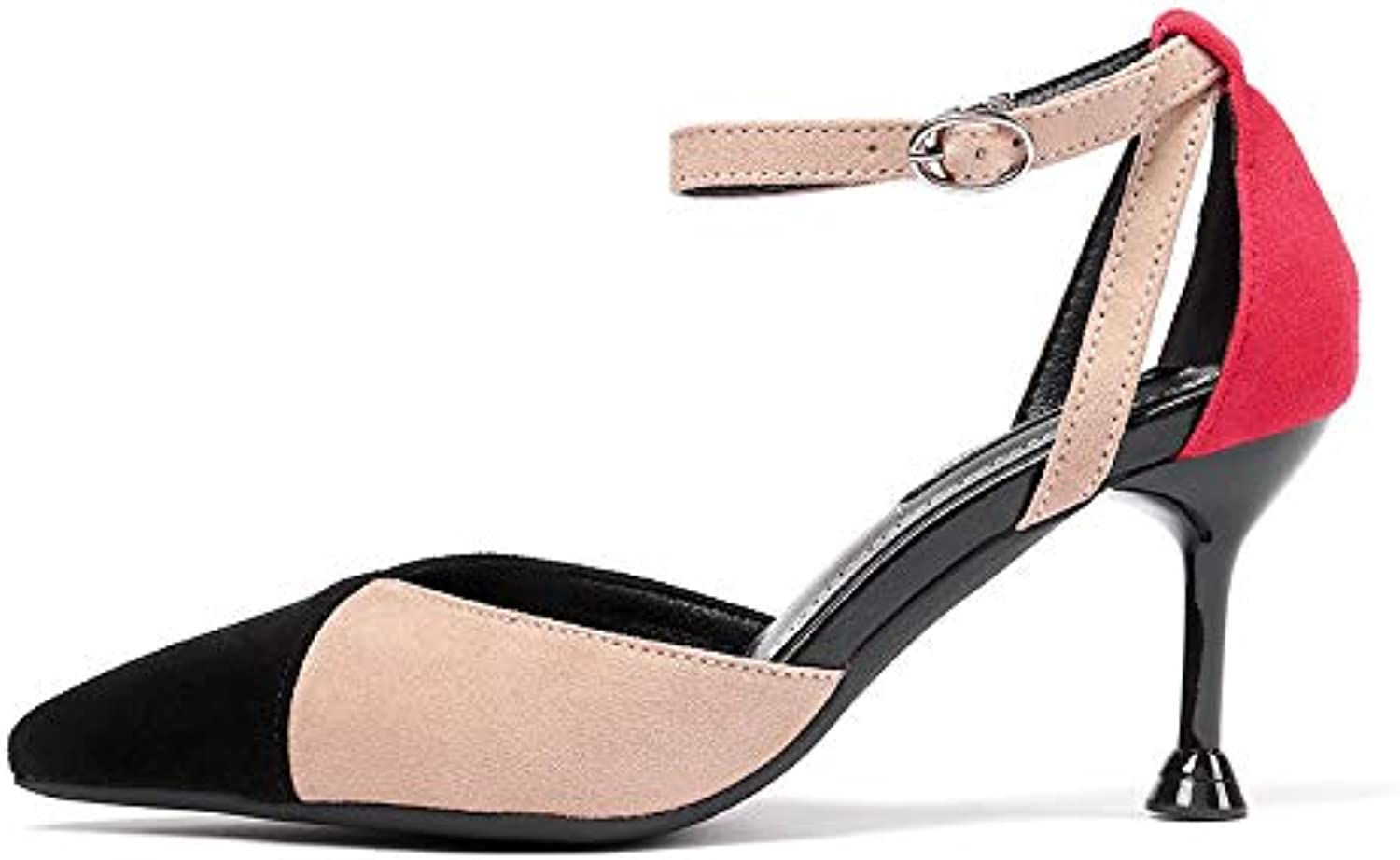 Duduxiaomaibu Women High Heel Bow Ankle Strap Evening Party Dance Wedding Satin shoes