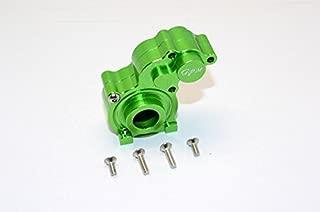 Axial SMT10 Grave Digger (AX90055) Upgrade Parts Aluminum Center Transmission Case - 1 Set Green