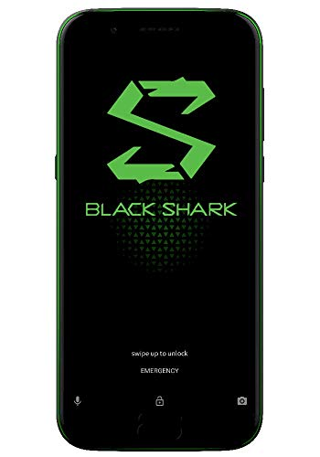 Xiaomi BlackShark - Smartphone de 5.99' (Octa-Core 4X 2.8 GHz + 4X 1.8 GHz Snapdragon 845, RAM de 8 GB, Memoria de 128 GB, Camara de 20+12 MP, Android 8.1) Color Negro
