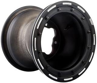 4/115 Douglas Ultimate G3 Beadlock Wheel 10X8 3.0 + 5.0 Black for Yamaha YFZ450R 2009-2018