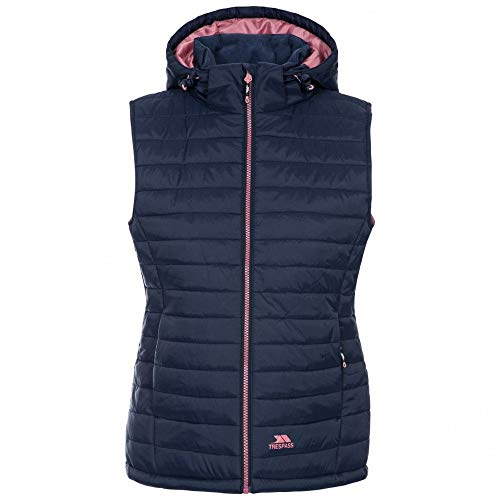 Trespass Women's Aretha Walking Gilet Bodywarmer, Multicolor, L