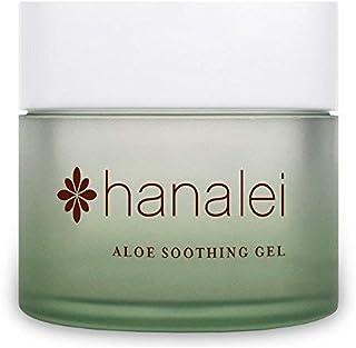 Aloe Soothing Gel by Hanalei Cooling Moisturizer Helps Relieve Sunburn 100 gram (Cruelty Free Paraben Free) [並行輸入品]