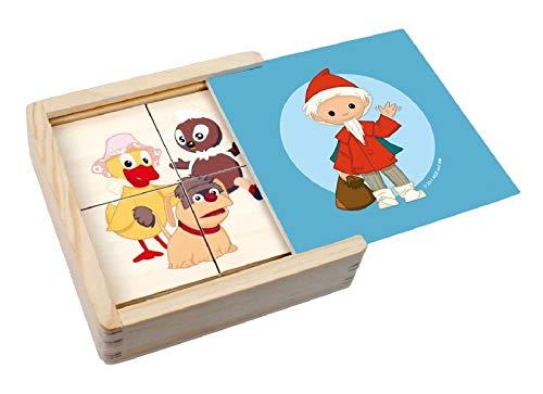 Trötsch Verlag  48439 - Erster Puzzlespaß Unser Sandmännchen und seine Freunde