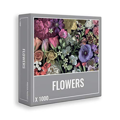 Flowers: Premium, 1000 Teile Puzzle für Erwachsene