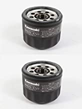 Kawasaki 49065-7007 Oil Filter (2 Pack)