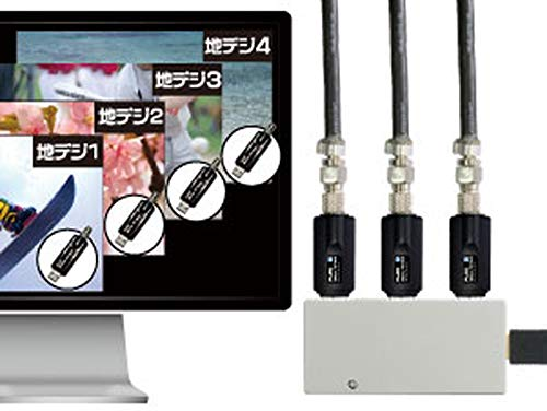 PLEXUSB接続ドングル型地上デジタルTVチューナーPX-S1UDV2.0