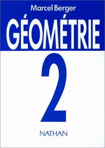 Géométrie, tome 2